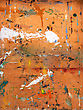 Board Stained Oil Painting, Abstract Background stock photography