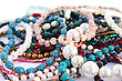 Bracelets And Necklaces stock photography