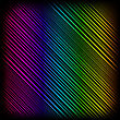 Bright Neon Lines Background. Abstract Colorful Neon Pattern. Colorful Neon Pattern. Striped Neon Diagonal Background