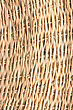 Weaving Brown Wooden Background At Sun Light. Wooden Texture stock image