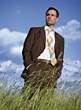 Business Man Outdoors stock photo
