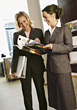 Business Women stock photography