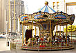 Carrousel stock photo