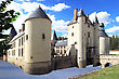 Castle Of Chamerolles With Its Park, Its Ditches And Its Bridge Levis