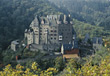 Castle Eltz, Germany stock photo