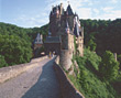 Castle Eltz, Germany stock photography