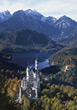Castle Neuschwanstein, Bavaria. Germany stock image