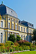Castle Poppelsdorf, Completed In 1753 By Clemens August, In The Center Of Bonn, Germany stock photography