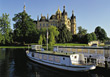 Castle Schwerin, Germany stock photography