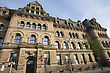 Chateau Laurier Hotel Ottawa Ontario Canada Old stock photography