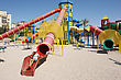 Children's Playground In The City Of Beer-Sheva, Israel