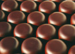 Chocolate Background stock photography