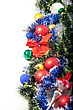 Christmas Decoration And Toy stock image