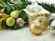 Christmas Decorations , Close Up stock photography