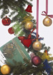 Christmas Presents and Decorations stock image