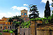 """Cityscape Of Rome - """"Eternal City"""", Italy, Rome stock photography"""
