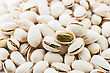 Close Up Pistachios Nuts stock photo