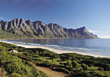 South Africa Coast near Kapstadt stock photo