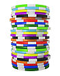 Colored Casino Or Roulette Chips Stack Isolated On White. Extralarge Res. Other Leisure Stuff Is In My Portfolio
