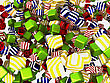 Colorful Cubes Or Candies