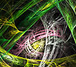 Colour Abstract Art Fibers , Backdrop (wallpaper) Background
