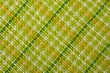 Colourful Honeycomb Textile Background stock photography