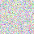 Comics Book Background. Halftone Pattern. Colored Dotted Background stock illustration