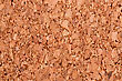Cork Board Texture For Background, Close-up Image stock photo
