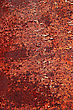 Corrosion Grunge Surface With Paint stock photo
