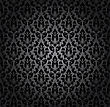 Damask Seamless Pattern. Elegant Design In Royal Baroque Style Background Texture. Floral And Swirl Element. Ideal For Textile Print And Wallpapers.Vector Illustration stock vector