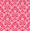 Damask Seamless Vector Pattern stock vector