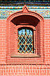 Decorative Window stock image