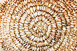 Decorative Wooden Textured Basket Weaving Background stock photo