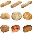 Bread Different Types Of Bread stock image