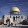 Dome of the Rock, Israel stock image