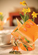 Easter Table Decorations stock photography
