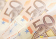 EURO Currency Background