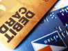 European Credit Cards stock photography