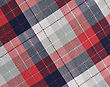 Fabric Plaid Texture. Cloth Background stock photo