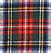 Fabric Plaid Texture. Cloth Background stock image