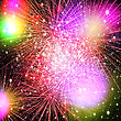 Fireworks. Abstract Holidays Backgrounds stock photography