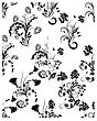 Floral Seamless Vector Backgrounds