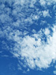 fluffy cloud stock photography
