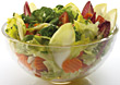 Fresh Salad Nutritious Food stock photography