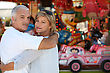 Fun Fair stock photo