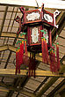 Orient Funny View Of Asia Traditional Religious Lantern stock photo