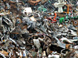 Garbage Landfill stock photography