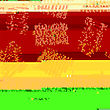 Glitch Colored Background. Data Decay. Digital Pixel Noise Texture. Television Signal Fail. Computer Screen Error. Abstract Grunge Wallpaper