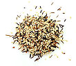 Gourmet Blend Of Wild And Whole Grain Brown Rice stock photography