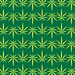 Green Cannabis Leaves Background. Green Marijuana Pattern